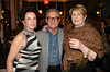 Nancy Novogrod, Adam Tihany , Reggie Nadelson<br /> photo by Rob Rich © 2009 robwayne1@aol.com 516-676-3939