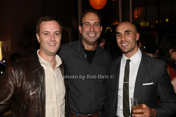 Ron Burns, Darren Oster, Nicholas Pastula<br /> photo by Rob Rich © 2009 robwayne1@aol.com 516-676-3939