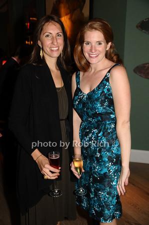 Julia Moran, Sophie Donelson<br /> photo by Rob Rich © 2009 robwayne1@aol.com 516-676-3939