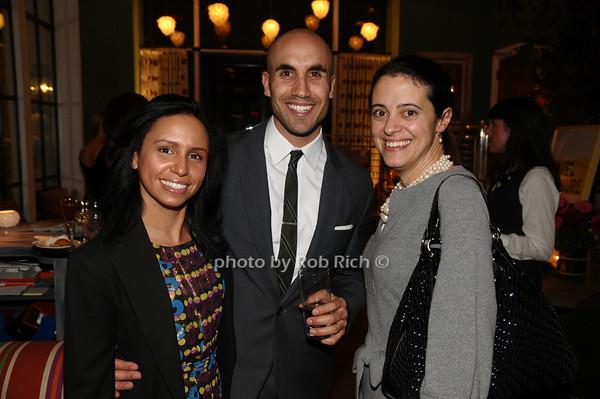 Lisa Rodriguez, Nick Pastula, Jennifer Taylor<br /> photo by Rob Rich © 2009 robwayne1@aol.com 516-676-3939