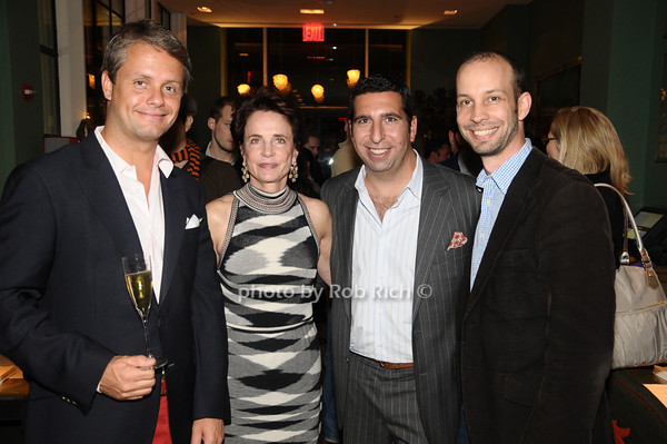 Thomas Lambert Laurent, Nancy Novogrod, JP Kyrillos, Matt Lee<br /> photo by Rob Rich © 2009 robwayne1@aol.com 516-676-3939