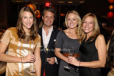 Michelle Ponto, Thomas Lambert Laurent, Sabine Latapie, Lacey Loppnow photo by Rob Rich © 2009 robwayne1@aol.com 516-676-3939