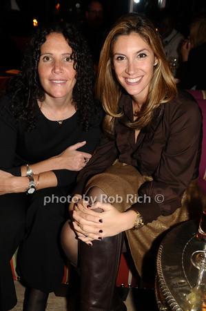Leslie Lefkowitz, Marisa Zafrian<br /> photo by Rob Rich © 2009 robwayne1@aol.com 516-676-3939