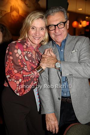 Susan Magrino, Adam Tihany<br /> photo by Rob Rich © 2009 robwayne1@aol.com 516-676-3939