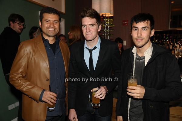John Fencion, James Nord, Joshua Covarruvias<br /> photo by Rob Rich © 2009 robwayne1@aol.com 516-676-3939