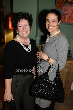 Janet Libert, Jennifer Taylor<br /> photo by Rob Rich © 2009 robwayne1@aol.com 516-676-3939