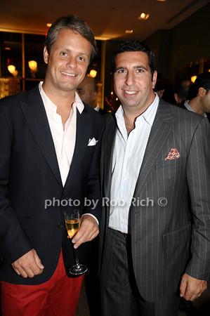 Thomas Lambert Laurent,JP Kyrillos<br /> photo by Rob Rich © 2009 robwayne1@aol.com 516-676-3939
