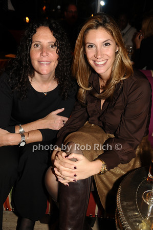 Leslie Lefkowitz, Marisa Zafrian<br /> photo by Rob Rich © 2009 robwayne1@aol.com 516-676-3939