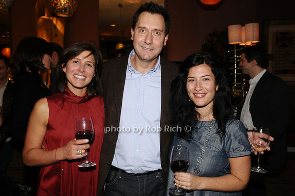 Jordana Pransky, Luke Barr, Ada Limon<br /> photo by Rob Rich © 2009 robwayne1@aol.com 516-676-3939