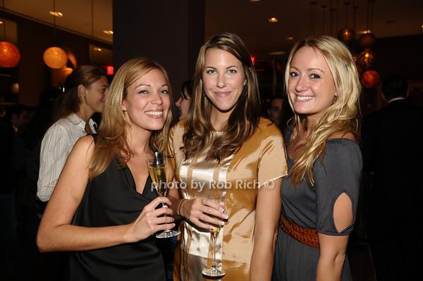 Lacey Loppnow, Michelle Ponto, Sabine Latapie <br /> photo by Rob Rich © 2009 robwayne1@aol.com 516-676-3939