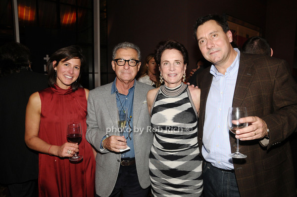 Jordana Pransky, Adam Tihany, Nancy Novogrod, Luke Barr<br /> photo by Rob Rich © 2009 robwayne1@aol.com 516-676-3939