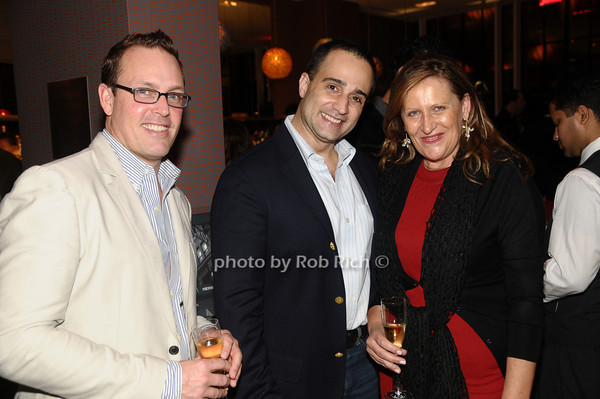 Brent Wallace, Tarcisio Toste, Susie Westwood<br /> photo by Rob Rich © 2009 robwayne1@aol.com 516-676-3939