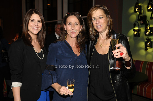 Narell Divine, Penni Bonaldi, Karen Voltax<br /> photo by Rob Rich © 2009 robwayne1@aol.com 516-676-3939