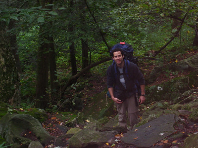 Doug in Catskills