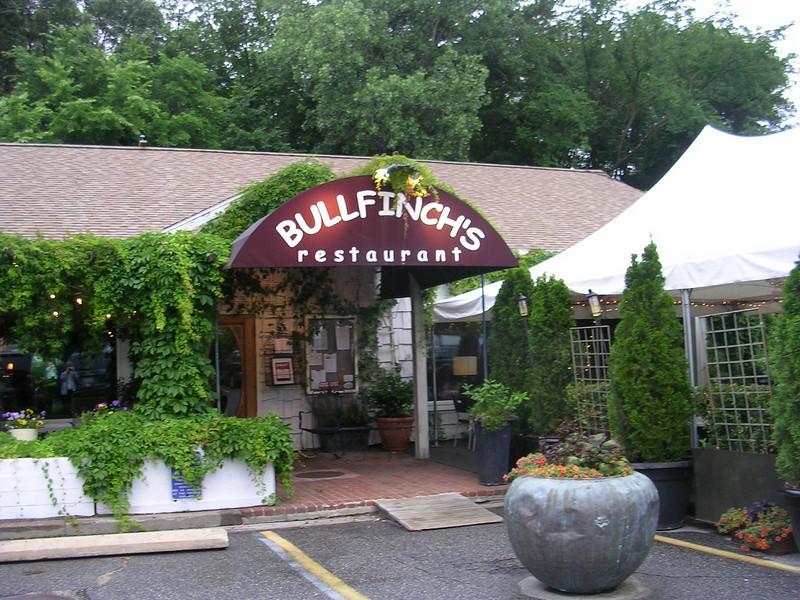 Bullfinch's entry