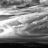 """Storm over Horse Ridge""<br /> Oregon"