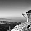 """Fire Lookout: 6AM""<br /> Lemmon Rock Lookout Arizona<br /> 2014"