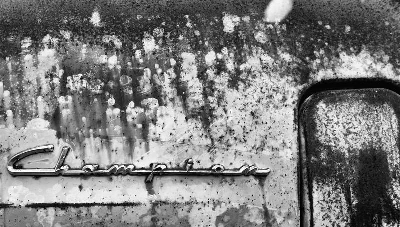 """ '53 Studebaker""<br /> Gold Beach, Oregon"