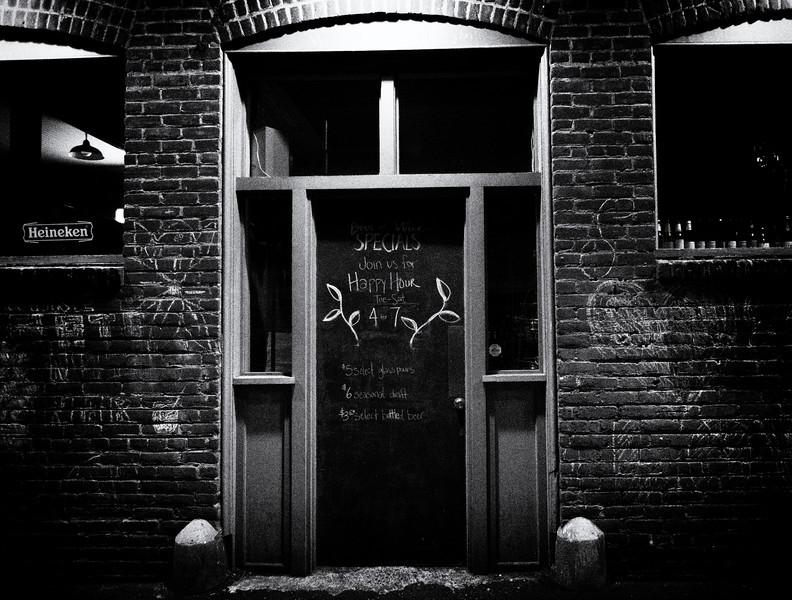"""Tin Pan Alley""<br /> Bend, Oregon"