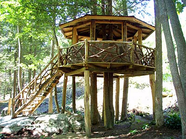 Treehouse at Headwaters