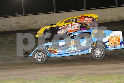 Tri City Speedway'15 Mars Series