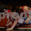 2014 Tri Rivers Conference Championships<br /> 120<br /> 1st Place Match - Nick Williams (Lisbon) 39-5 won by major decision over Kyle Decker (East Buchanan) 31-11 (MD 11-3)