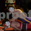2014 Tri Rivers Conference Championships<br /> 113<br /> 1st Place Match - Zach Fowler (Alburnett) 34-4 won by fall over Jack Butteris (Lisbon) 27-12 (Fall 3:22)