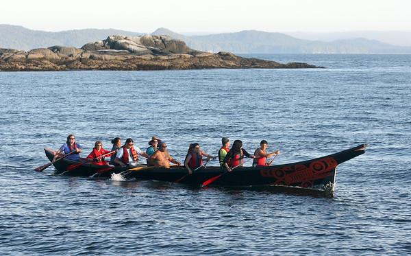 Tribal Journeys 2014