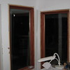 Stdio windows and doors need trim.