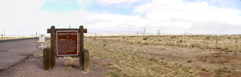 Trinity (Nuclear Test) Site, NM (Apr. 5 2014)