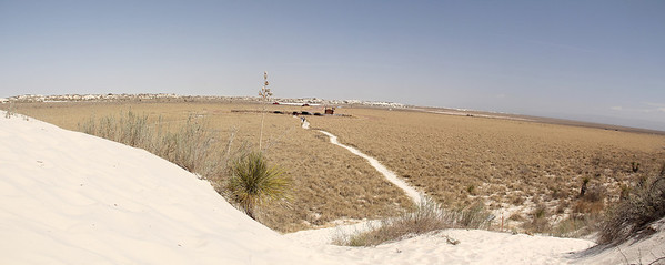 Trinity Site and White Sands (April 7-8 2012)