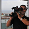 Carnival guy filming me