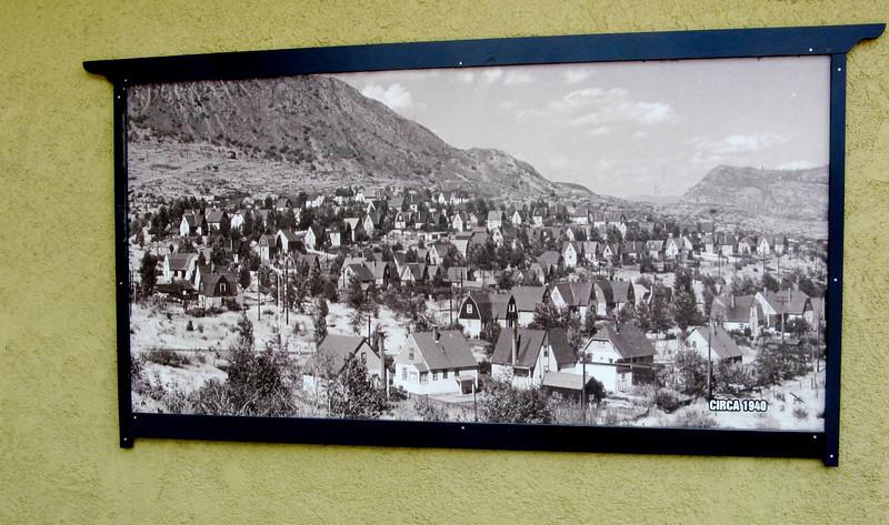 Warfield near Trail ca 1940