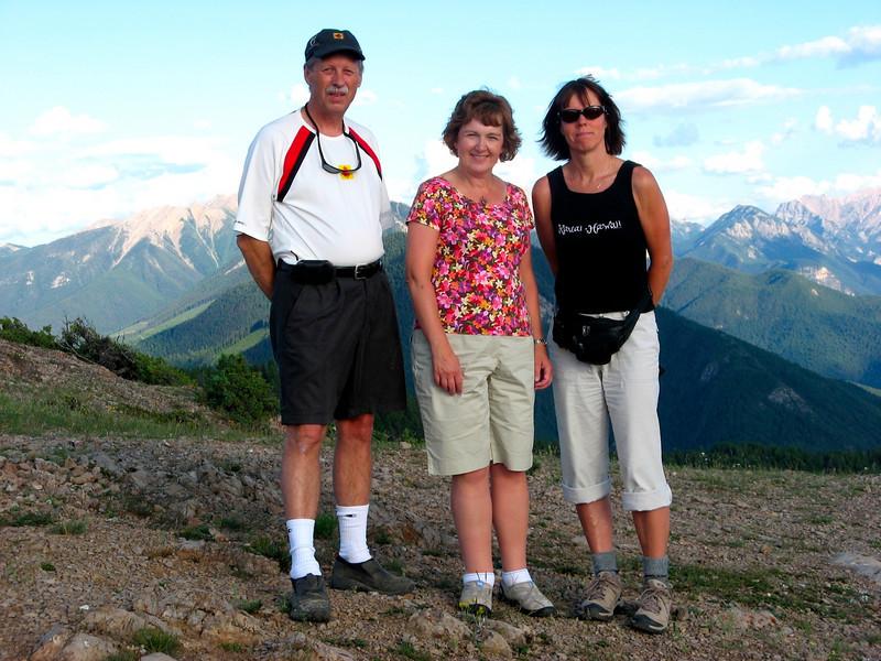 Gordon, Mary and Verena