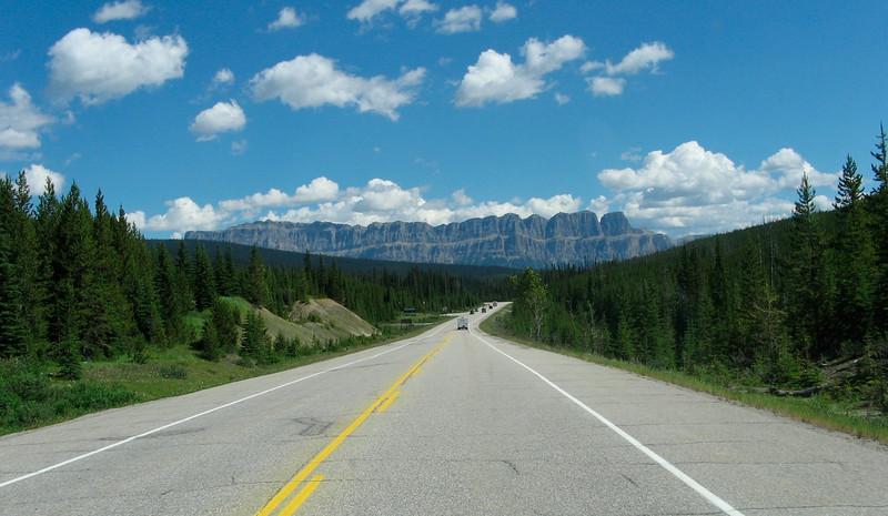 Highway 93 near BC/Alberta boarder