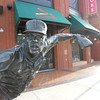 Bob Gibson statue at Busch