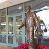 At the Reagan Memorial Library.