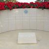 President Reagan's grave.