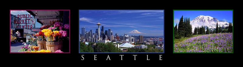 Triptychs-Washington State