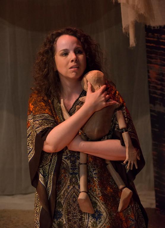 Trojan Barbie 4-8-2015 performance Megel