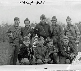 Troop 830 - from the 1960's