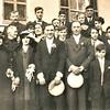 Joseph and Veronica Tschumper wedding 11/17/1925