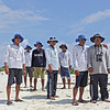 The rangers of Tubbataha. They keep the poachers out and protect the reefs and the islands. They an important part of  a uniquely successful Philippine conservation story.