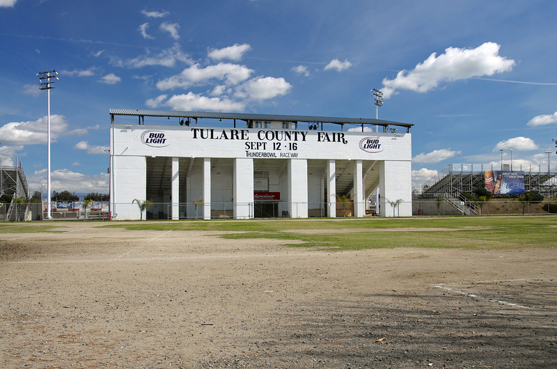 The Tulare County Fairgrounds