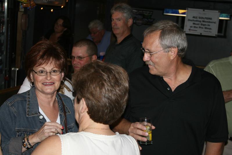 Pat, Steve, Allen