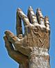 Praying Hands, Oral Roberts University