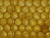 Honning i nyutbygget tavle