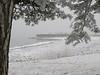 Frost på Mjøsa