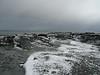 Rotvollfjæra on the Trondheimsfjord, ice