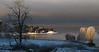 Trondheimsfjorden vinter